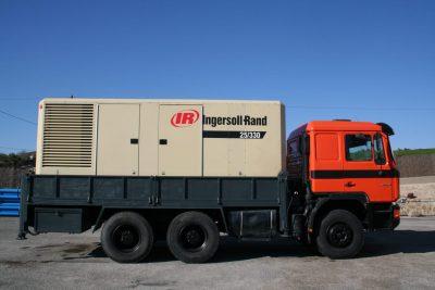 Compresor Ingersold-Rand 25/330